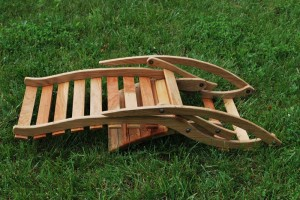 Folded Large Rocker